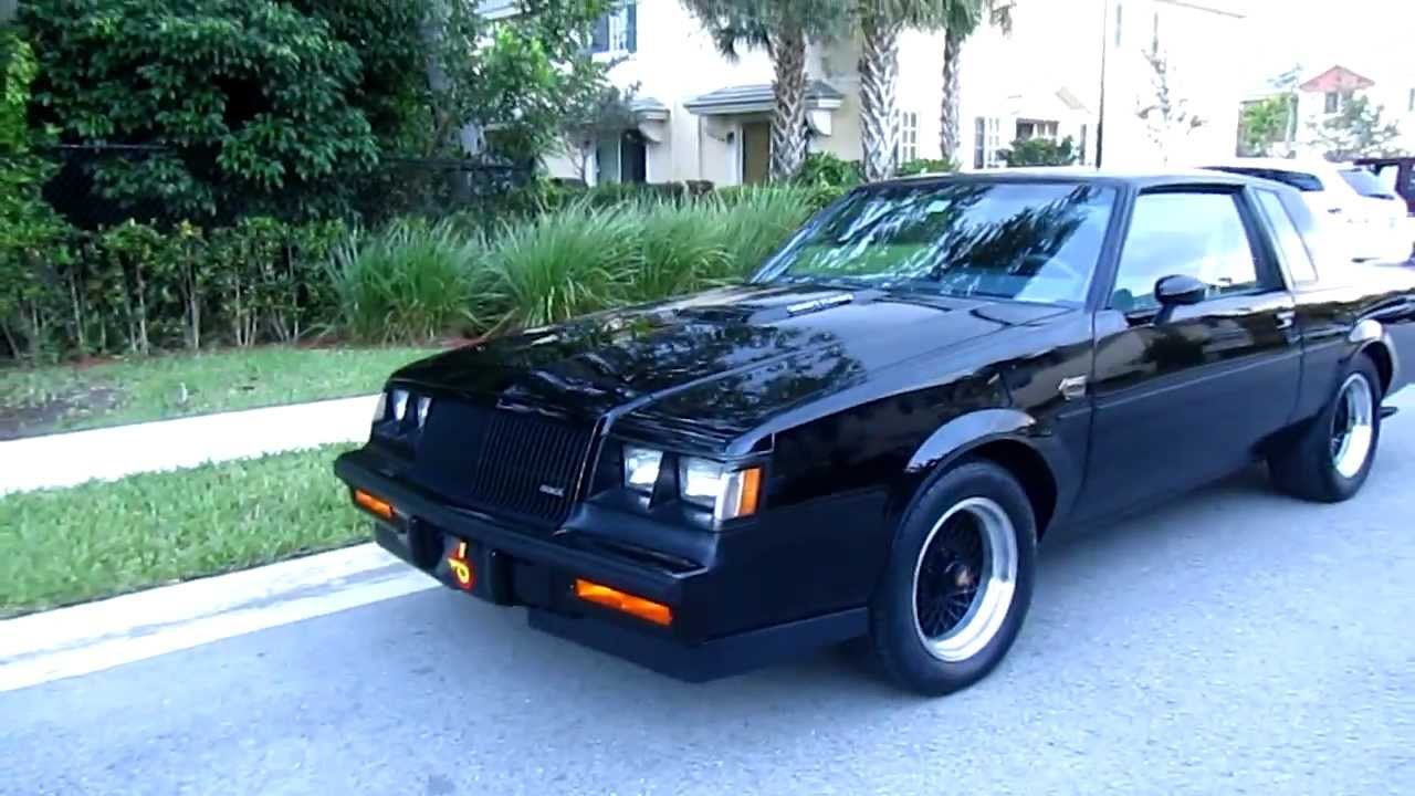 87 buick grand national by advanced detailing of south florida. Cars Review. Best American Auto & Cars Review