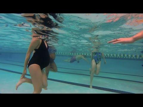 Pregnancy & Water Aerobics
