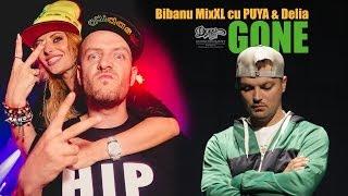 Bibanu MixXL feat. Puya  Delia - Gone 2012 (VideoClip Original)