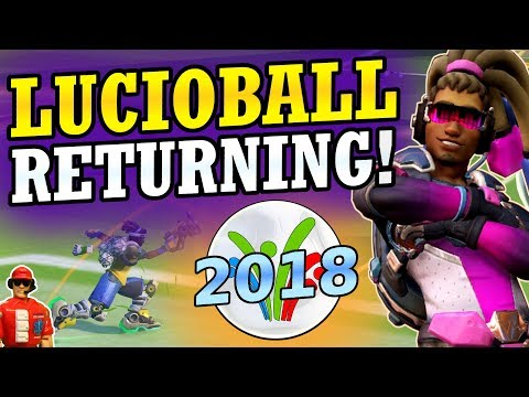 Competitive Lucioball 2018