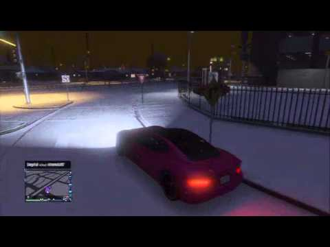 GTA Online - Police Assault on Mr. Condum