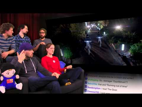 The Giver Trailer! - Pre PAX East 2014 Show and Trailer Part 72