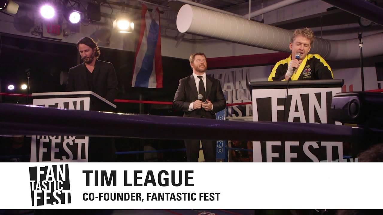 Man of Tai Chi presents… The Fantastic Debates (clip)