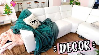 New Christmas Decor!! Vlogmas Day 4!!
