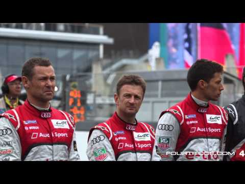 Allan McNish on Retirement