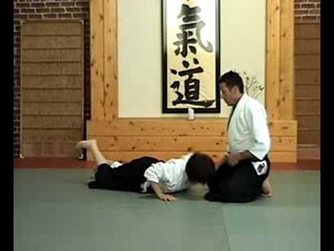 San Francisco Aikido Suwari - Waza Ikkyo - Gokyo