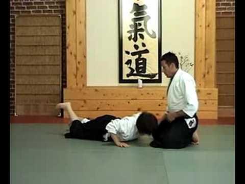 San Francisco Aikido Suwari - Waza Ikkyo - Gokyo