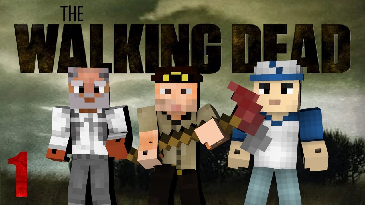 Minecraft the walking dead episode 1 crafting dead mod for Minecraft crafting dead servers