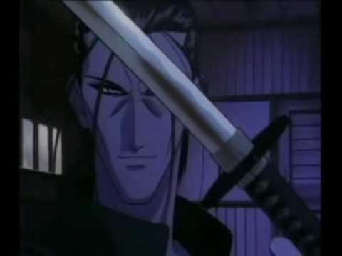 Kenshin Himura vs Hajime Saito