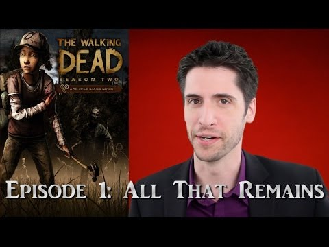 The Walking Dead - Season 2 - Episode 1: All That Remains - game review - A Telltale Games Series
