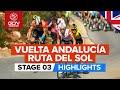 Jakob Fuglsang wins 3rd stage Vuelta a Andalucia - Ruta Ciclista Del Sol 2020