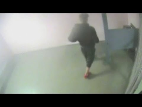 Justin Bieber's penis on show while urinating in custody