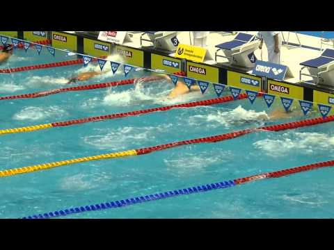 Michael Phelps 200 m IM Berlin World Cup 2011 final 23.10.2011