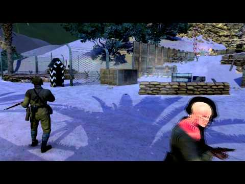 Sniper Elite 3 Killing Motage and Epic explosion