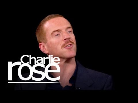 Damian Lewis - Homeland star talks Season 3 with Charlie Rose