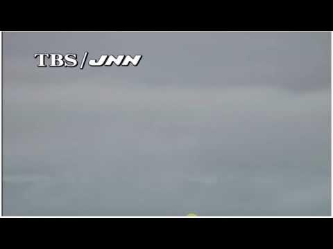 Fukushima bright flash of white light