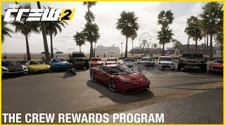 The Crew 2 - The Crew Rewards Program Trailer
