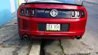 2014 Mustang V6 Roush Exhaust