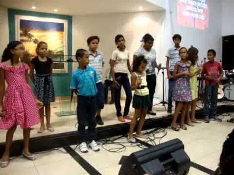 Cantata Infantil- A verdadeira páscoa ~IBNB