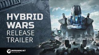Hybrid Wars - Megjelenés Trailer