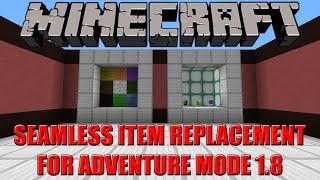 Minecraft How To Break Blocks And Retain NBT Data In
