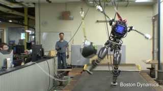 Equilibrio del Robot ATLAS