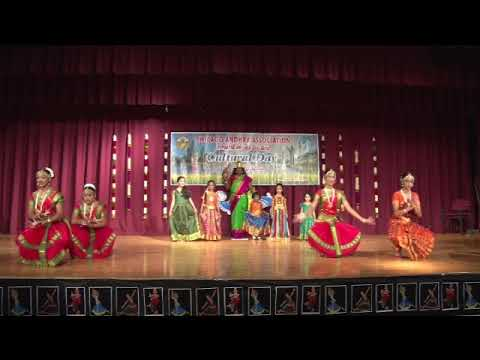 "CAA - 2017 AP Cultural Festival - Oct 14th 2017 - Item-28 ""Amaravathi Title Song"" Signature Item"