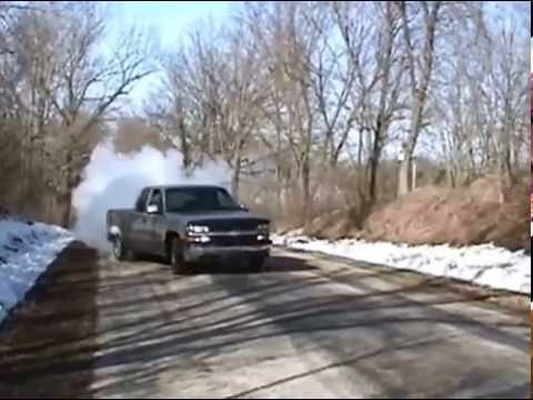 Chevy Silverado Burnout 6.0L Heads Cam Intake Headers