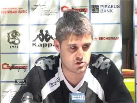 Konferencija za medije povodom memorijalnog turnira