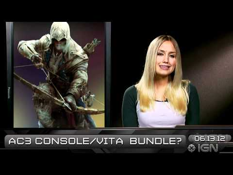 The Future of Zelda & Assassin's Creed 3! - IGN Daily Fix 06.13.12