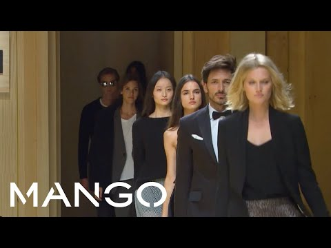 MANGO Fall/Winter 2014 Fashion Show