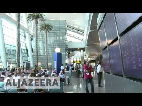 Qatar unveils new international airport