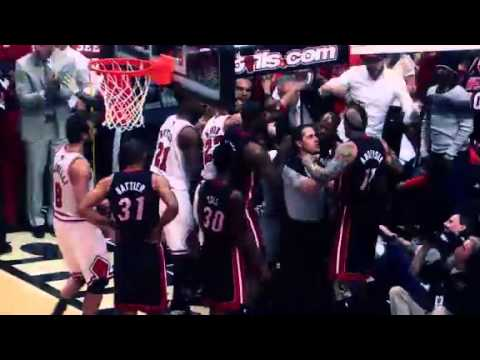 Chicago Bulls vs Miami Heat Series NBA Playoffs Conference 2013 Recap