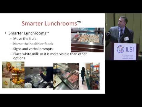 ILSI NA: Behavioral Economics, Irrational Decision-Making and Food - David Just, PhD