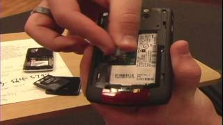 Cell Phone Tips & Tricks : How To Switch SIM Cards In Cell