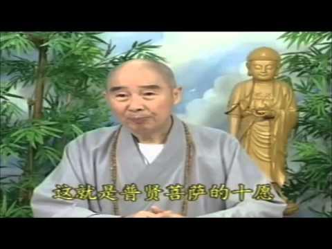 Tâm Bồ Đề Cần Xuyên Suốt Cả Một Đời - Pháp Sư Tịnh Không