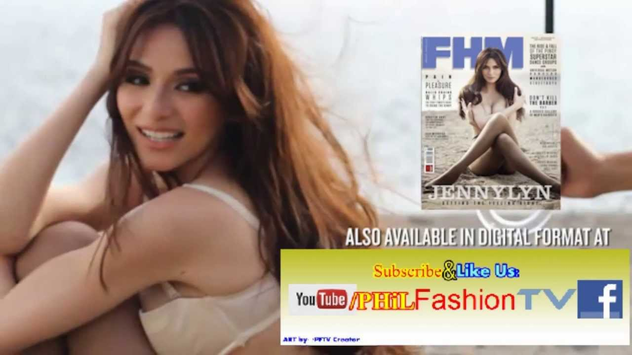 Displaying 19> Images For - Jennylyn Mercado Fhm 2013