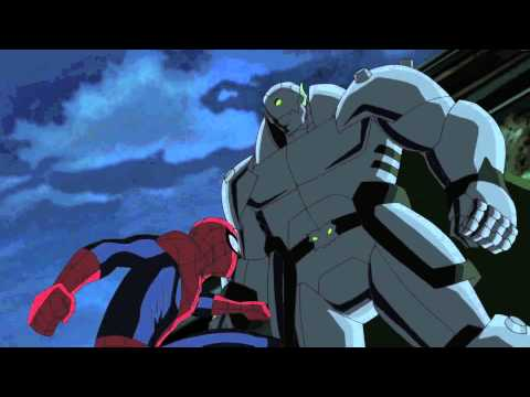 Marvel's Ultimate Spider-Man: Behind-the-Scenes With Jeph Loeb