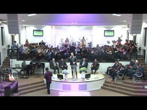 Orquestra Celebração - Harpa Cristã   Nº 401   Jesus voltará - 08 10 2017