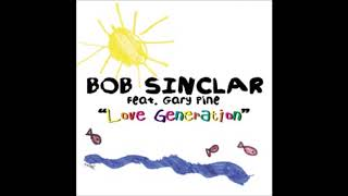 Bob Sinclar - Love Generation (radio Edit)