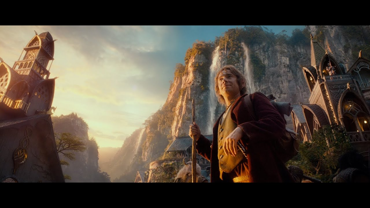 A photo of The Hobbit: An Unexpected Journey Trailer