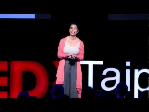 Tedx Taipei - Magazine cover