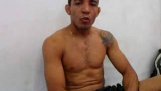 José Aldo Comenta Luta Com Mike Brown