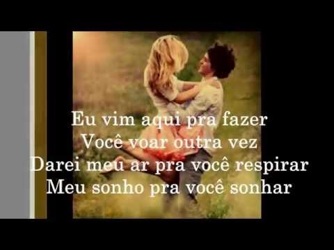 Luan Santana- Voar outra vez (Com letras)