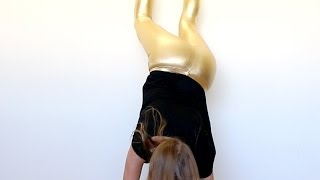 GOLD iPHONE TWERK!