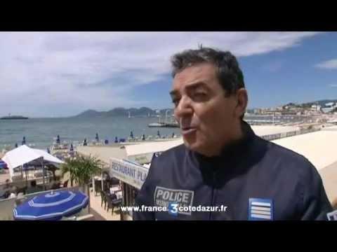 Cannes: massages sur les plages interdits