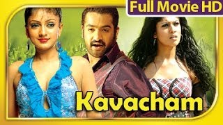 Kavacham Full Movie Official ᴴᴰ Jr NTR With