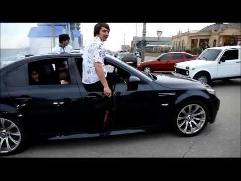 BMW M5 BULGARIA- RUSSIAN MAFIA2013
