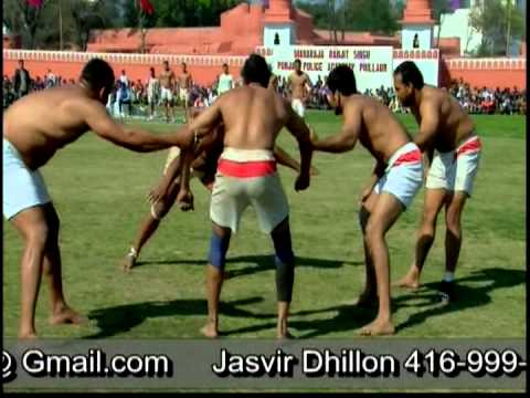 Maharaja Ranjit Singh Kabaddi Gold Cup Killa Philaur 2013 Part 5