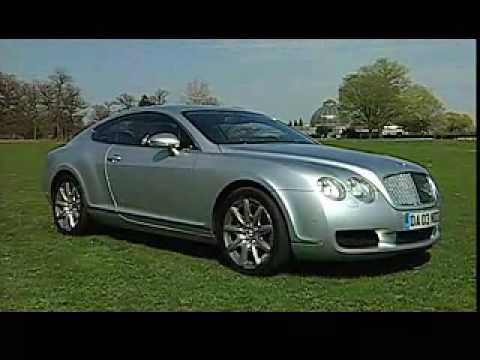 Bentley Continental GT Launch Video